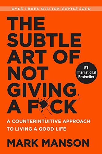 buy Subtle art of not giving a fck in pakistan