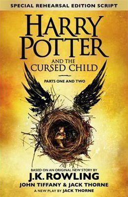 Harry potter and the cursed child hardcover in pakistan