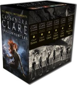 The mortal instruments all 6 books set box pakistan