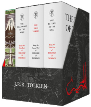 The hobbit and lord of the rings boxed set in Pakistan