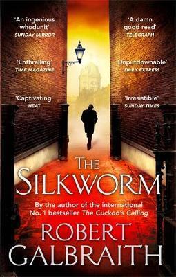 The Silkworm by J K Rowling online in pakistan