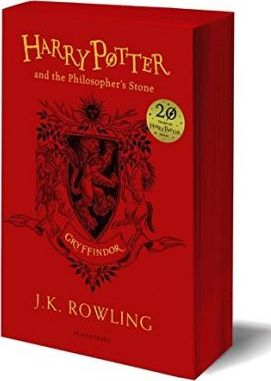 Buy Harry Potter and the Philosopher's Stone 20th Anniversary Gryffindor Edition in pakistan