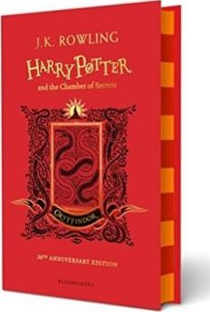 Harry Potter and the Chamber of Secrets 20th anniversary gryffindor edition