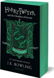 Harry Potter and the Chamber of secrets 20th anniversary slytherin edition
