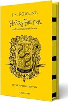 Harry Potter and the Chamber of Secrets – 20th Anniversary Hufflepuff Edition in pakistan