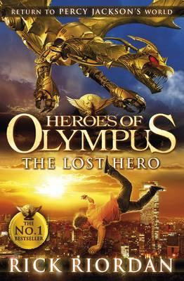 Buy Heroes of Olympus Book 1