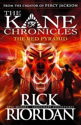 The Kane Chronicles - The Red Pyramid