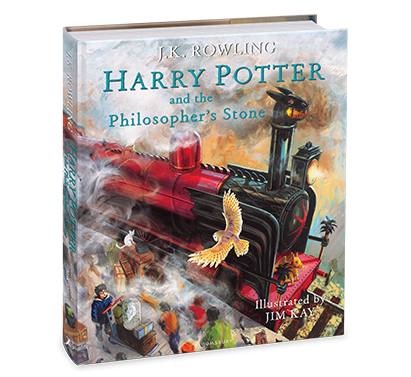 Harry Potter Illustrated Editions