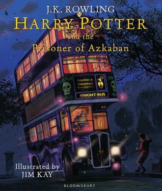 Prisoner of Azkaban Illustrated Edition
