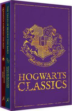The Hogwarts Classics Box Set