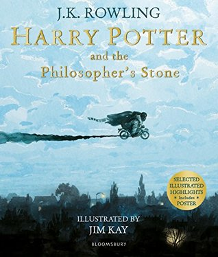 Harry Potter and the Philosopher's Stone : Illustrated Edition Paperback
