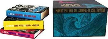 Harry Potter Adult Hardback